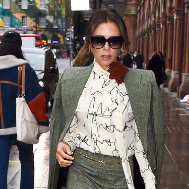 Victoria Beckham tiene el look perfecto para ir a la oficina