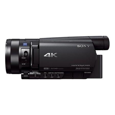 Sony Handycam Fdr Ax100e 3