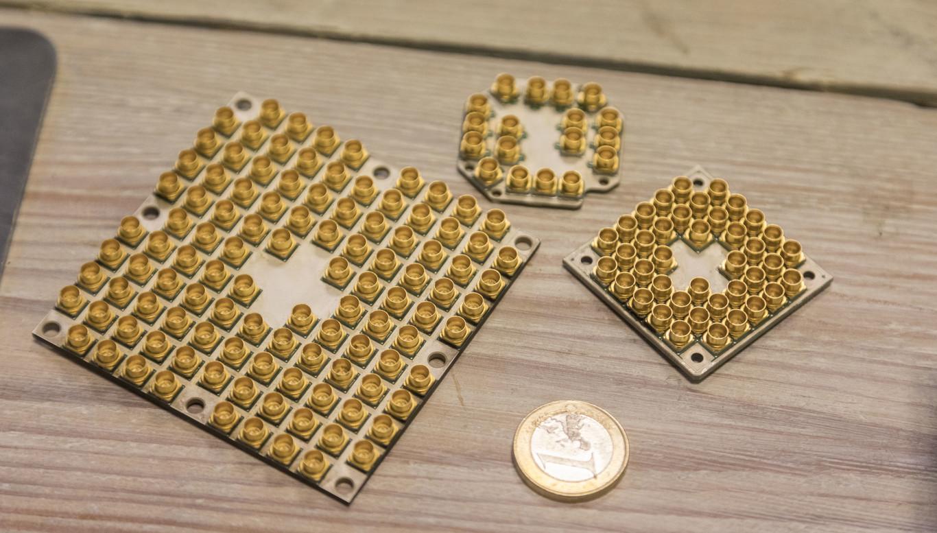 Así es el ordenador cuántico de 49 Qubits de Intel por dentro