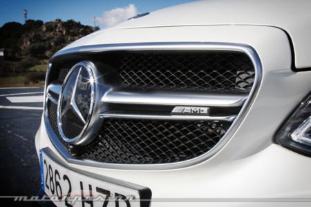 Mercedes-AMG E 63 Prueba 38