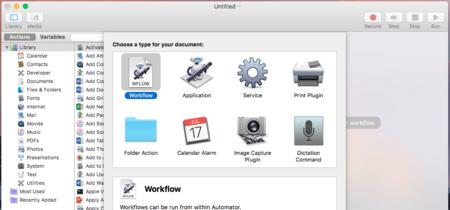 Apple planea cambios en Automator y AppleScript tras despedir a su responsable
