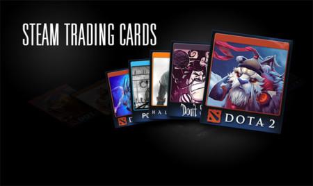 Steam Trading Cards de Valve