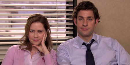 Jim Y Pam The Office