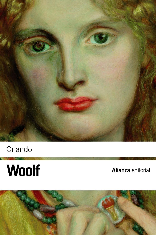 Orlando, Virginia Woolf (Alianza Editorial)