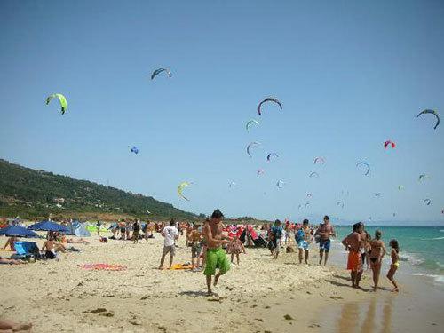 Tarifa:arenablanca,windsurfycampings