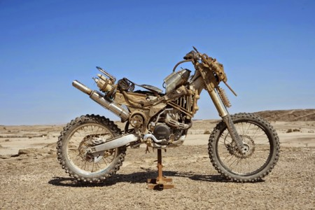Mucho metal para la última Yamaha YZ250F