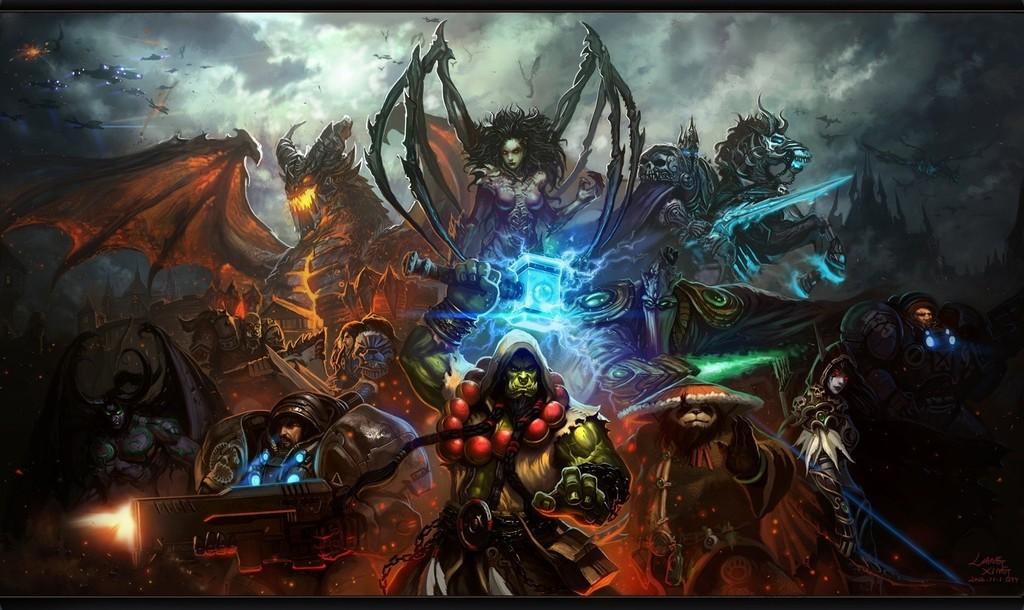 Blizzard Entertainment World Of Warcraft 2510240 1550x923