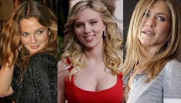 Drew Barrymore, Scarlett Johansson y Jennifer Aniston... ¡en la misma peli!