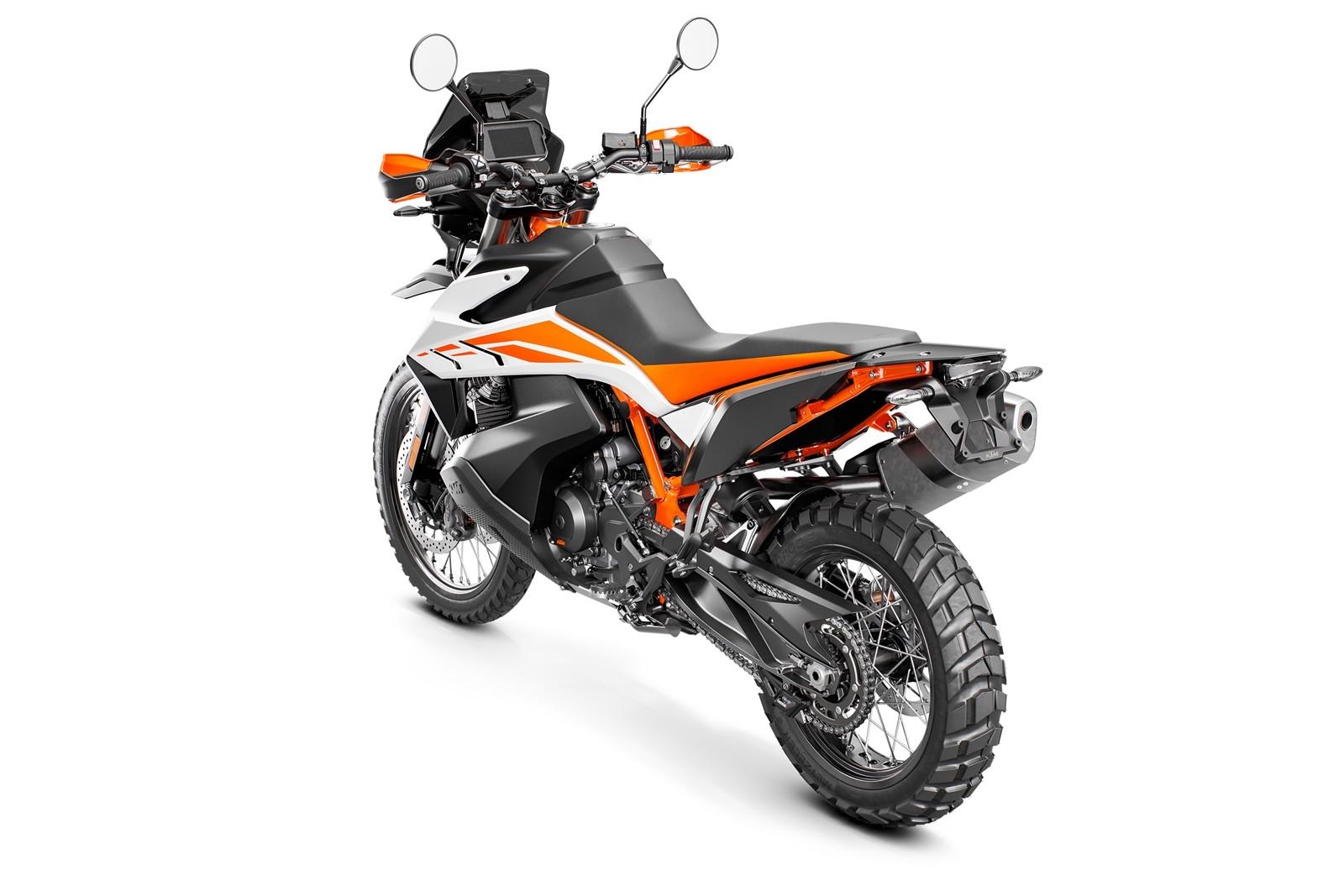 KTM 790 Adventure 2019, prueba