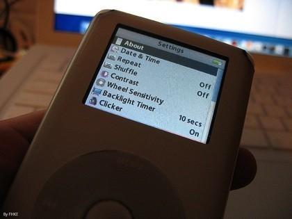 ¿Es éste el futuro de iPodLinux?