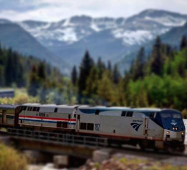 Un billete de 204 euros te permitirá disfrutar de las ciudades más bonitas de EEUU a todo tren