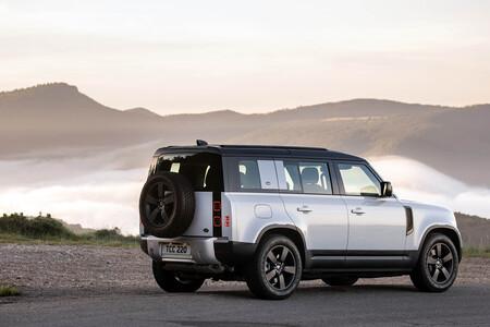 Land Rover Defender P400e híbrido enchufable prueba