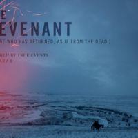 'El renacido (The Revenant)', precioso póster para la película de Iñárritu con DiCaprio