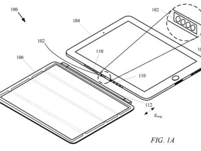 Esta patente nos augura una Smart Cover con pantallas y paneles táctiles