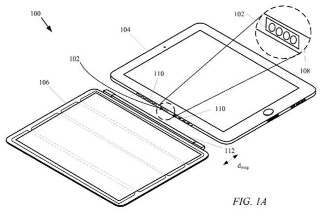 Patente Smart Cover