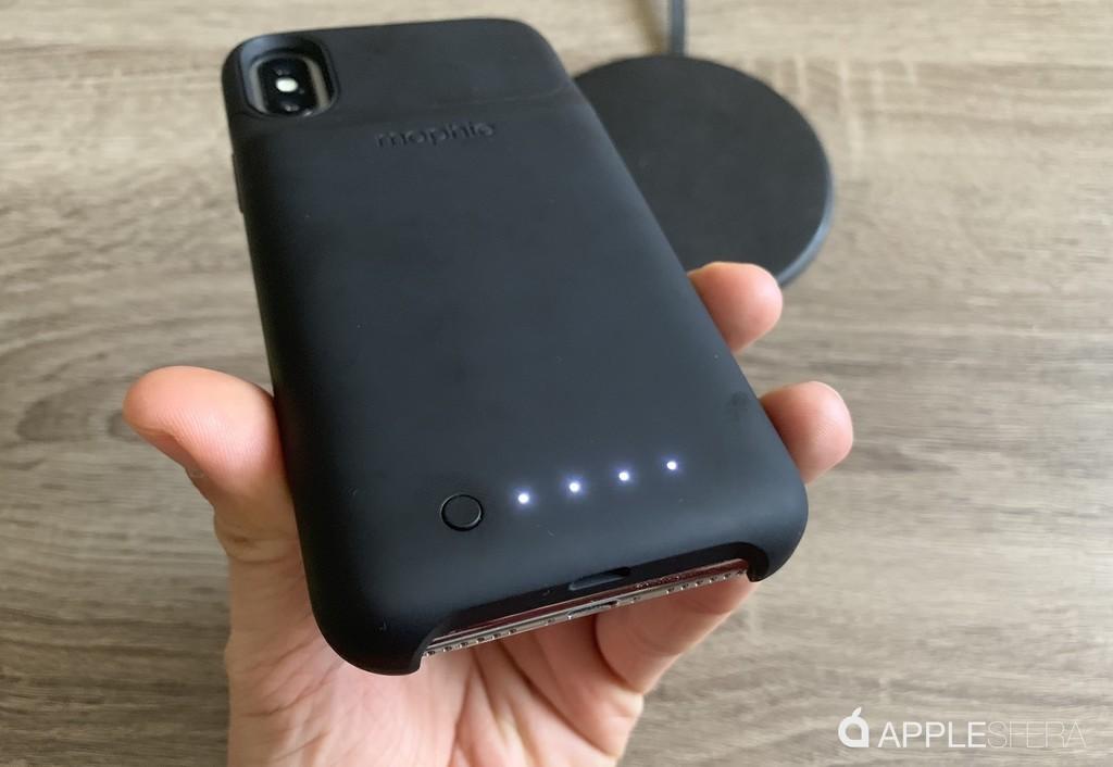 Funda para iPhone, batería y carga inalámbrica: el todo en 1 de mophie