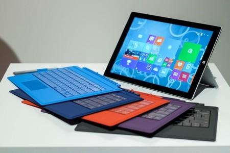 Las ventas del Surface Pro 3 van viento en popa: habrían aumentado a 1.100 millones de dólares este trimestre