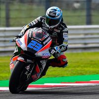 Marcel Schrotter y Pecco Bagnaia se reparten el protagonismo durante la primera jornada del GP de Aragón