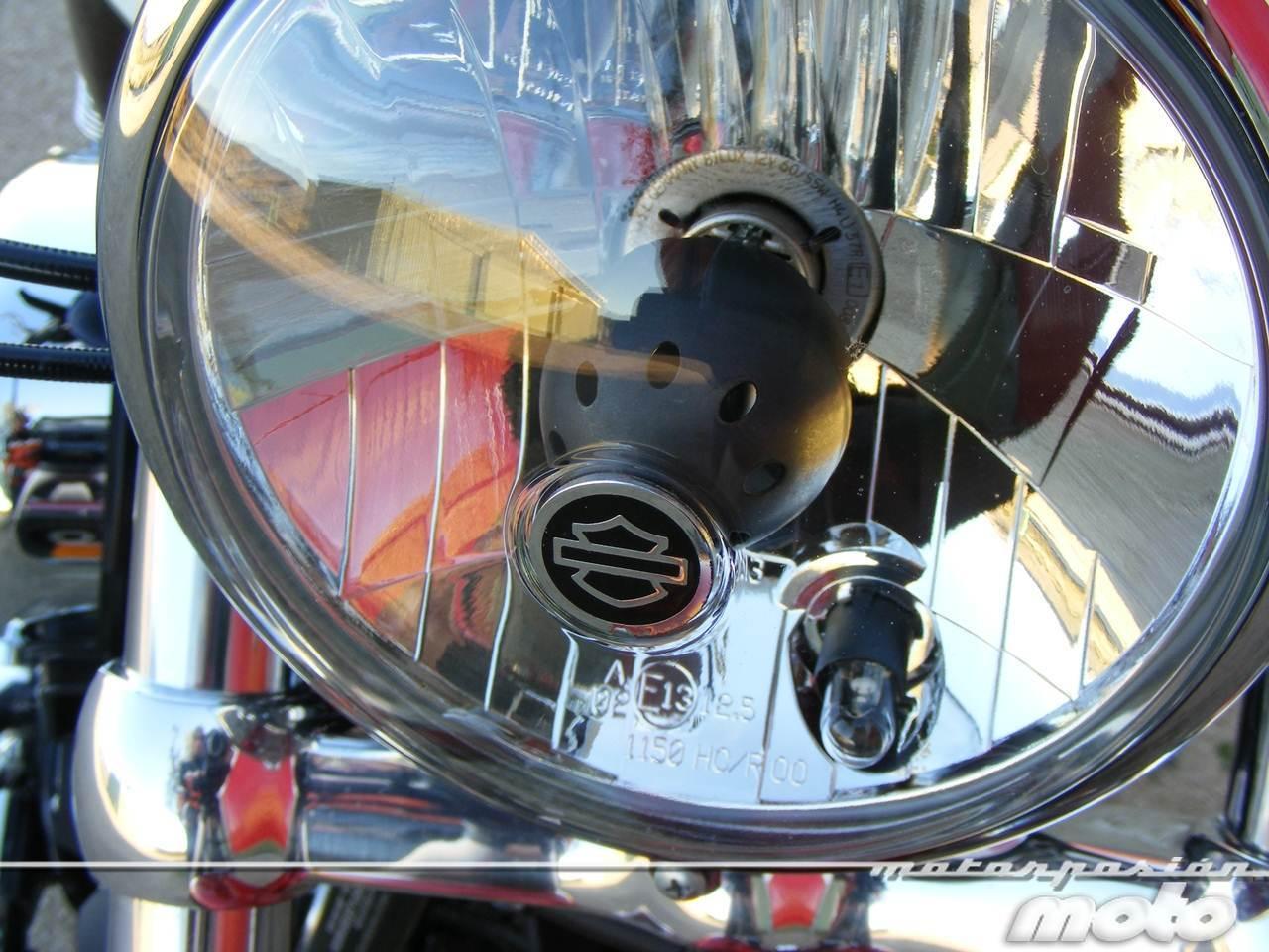 Foto de Harley-Davidson XR 1200CA Custom Limited (49/65)