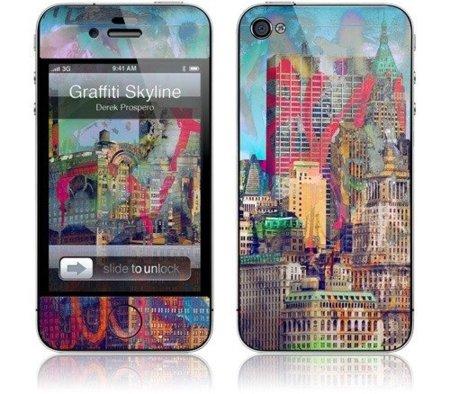 GelaSkins para iPhone 4