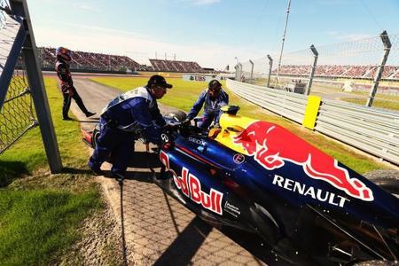 El alternador, el gran dolor de cabeza de Red Bull