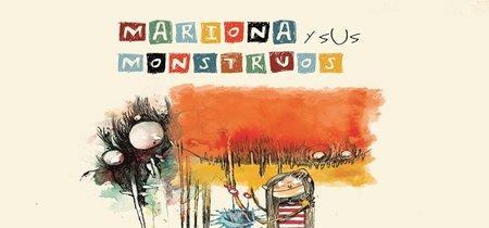 'Mariona y sus monstruos' de Oriol Malet