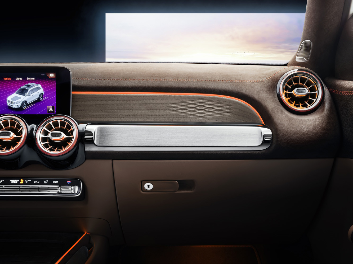 Foto de Mercedes-Benz GLB Concept (12/26)
