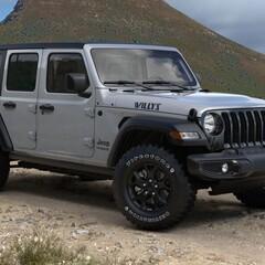 Foto 1 de 6 de la galería jeep-wrangler-edicion-willys-2021 en Motorpasión México