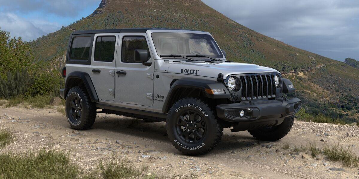 Foto de Jeep Wrangler Edición Willys 2021 (1/6)