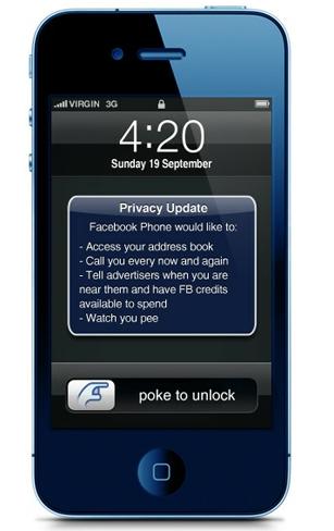 ¿Vuelve Facebook a la carga con un teléfono propio?