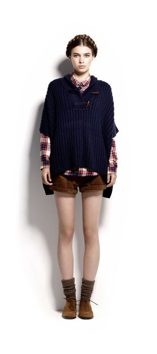 Pull Bear lookbook octubre look