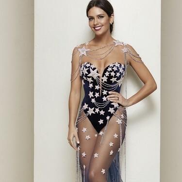 Cristina Pedroche presentará las Campanadas 2020 y esta es la duda que tiene con su look de Nochevieja