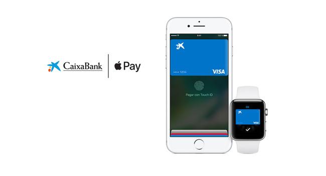 Caixabank Apple Pay Anuncio