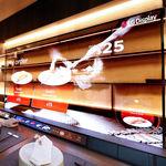 LG mostrará en el CES 2021 nuevos posibles usos para las teles OLED transparentes: en restaurantes, el metro y hasta en la cama