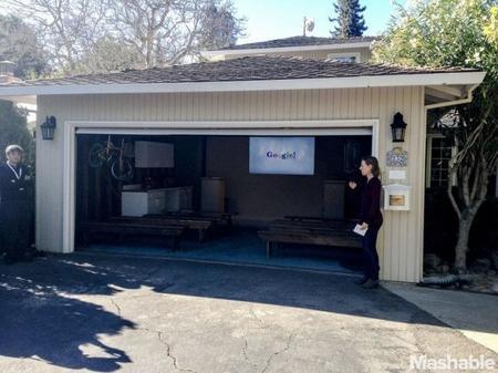 Regreso al futuro: el garaje donde se creó Google