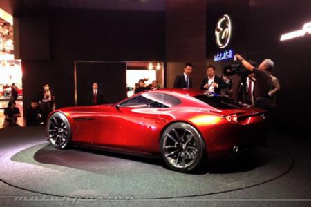 Concept Mazda RX Vision Tokyo 2015 2