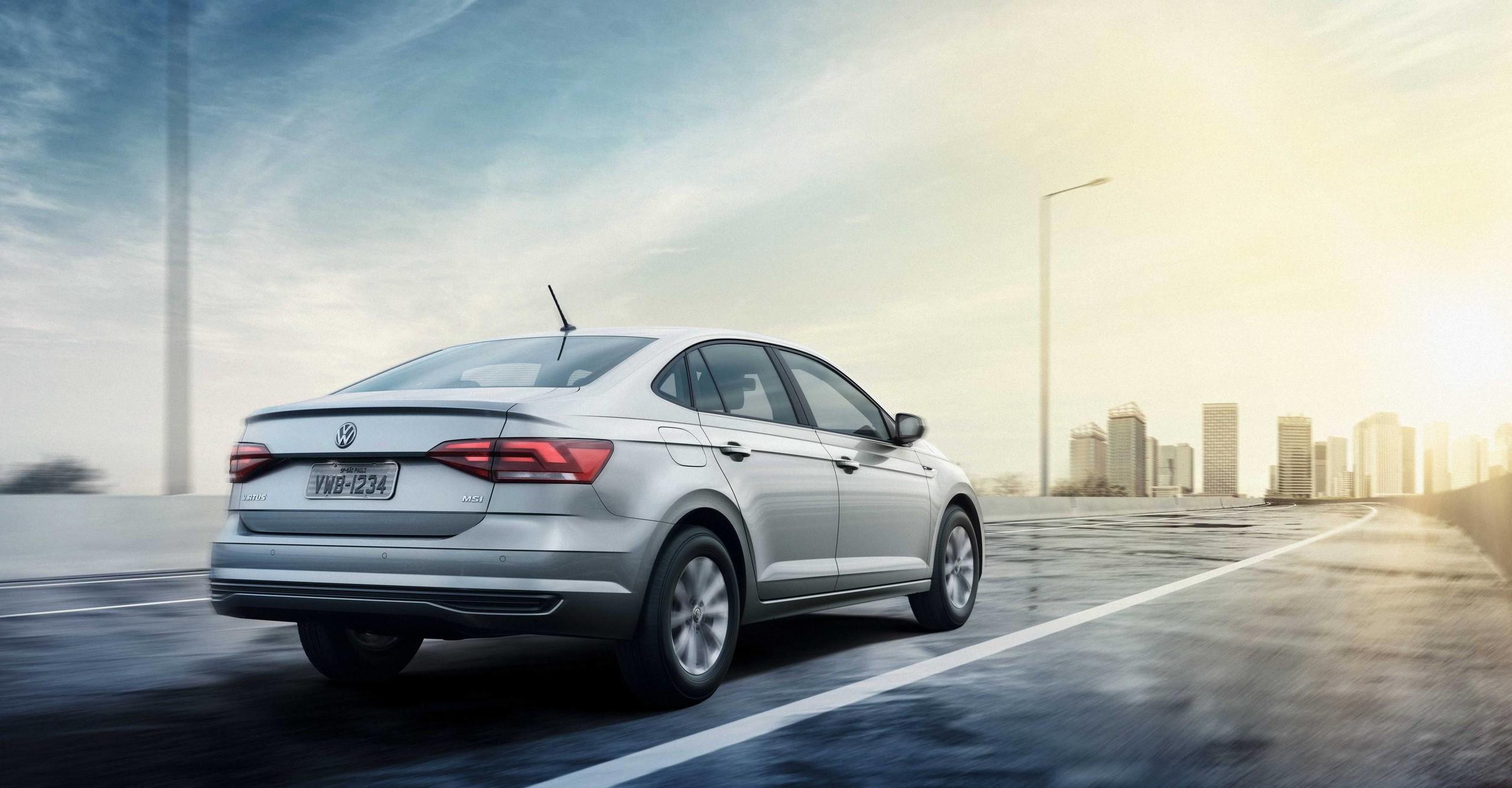 Foto de Volkswagen Virtus 2020 (3/19)