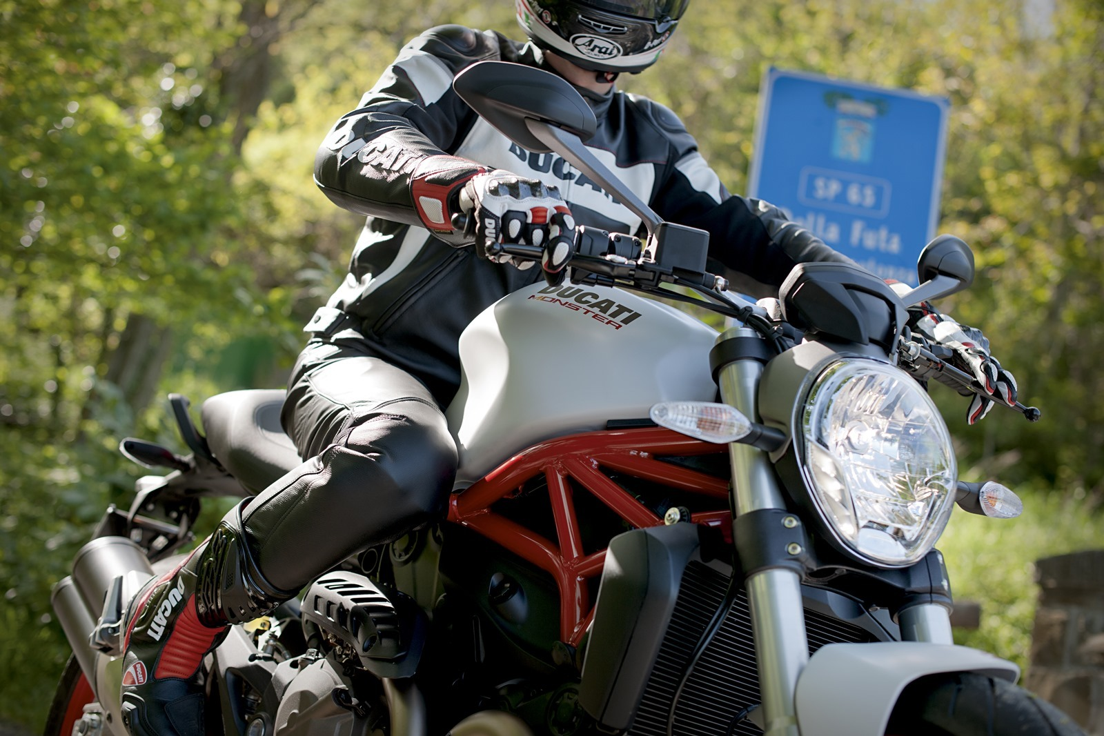 Ducati Monster 821 >> Ducati Monster 821, en acción y estudio (22/115)