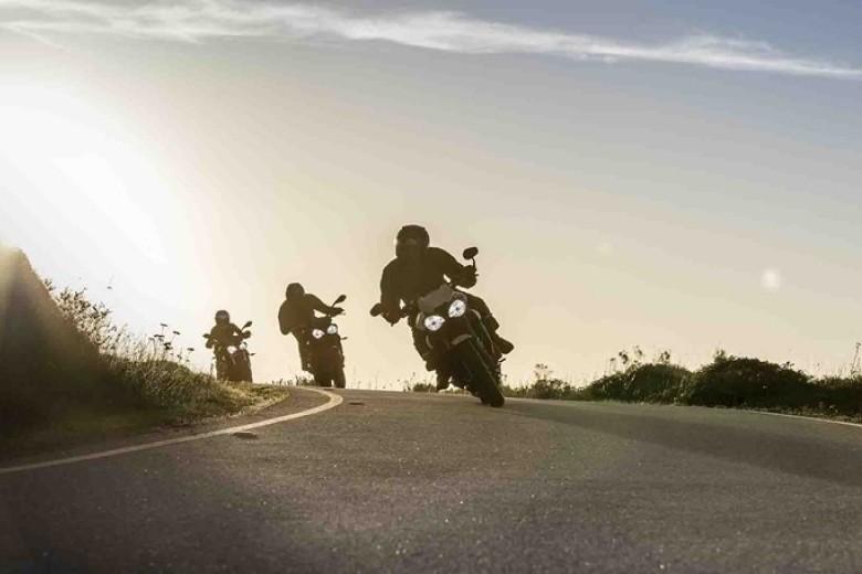 Triumph for Life': un día solidario para ir en moto y recaudar fondos en  nueve ciudades de España