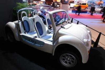 Zest, un coche diferente
