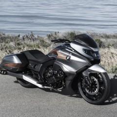 Foto 11 de 33 de la galería bmw-concept-101-bagger en Motorpasion Moto