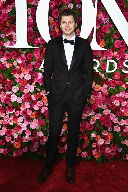 Michael Cera 2018 Tony Awards Red Carpet
