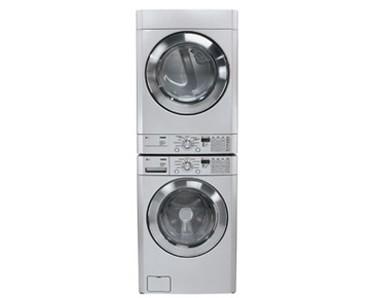 LG Lavadora y secadora apilables