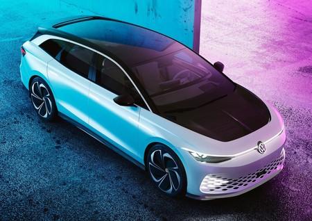 Volkswagen Id Space Vizzion Concept 2019 1280 01
