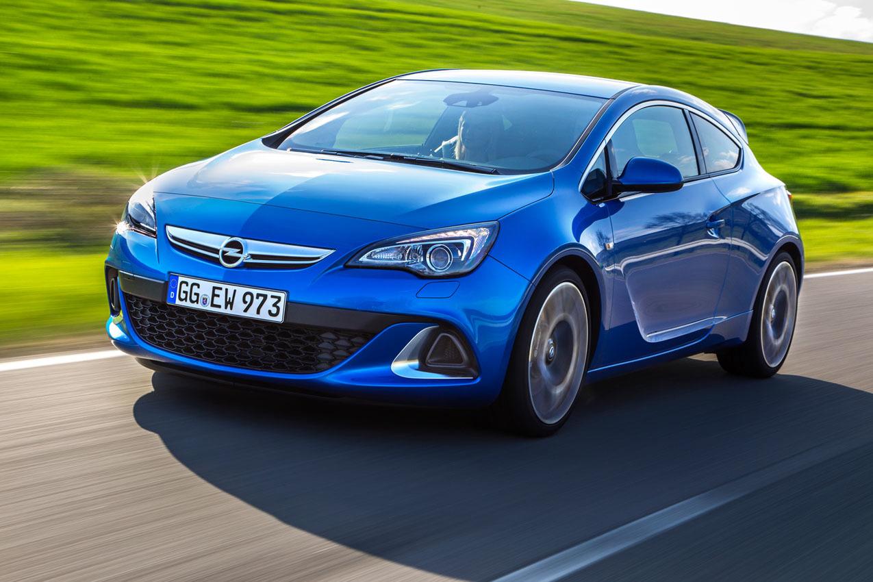 Foto de Opel Astra OPC (26/46)