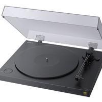 Sony PS-HX500, un tocadiscos para la era digital