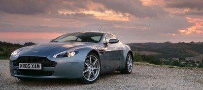Aston Martin, lo más cool de Gran Bretaña