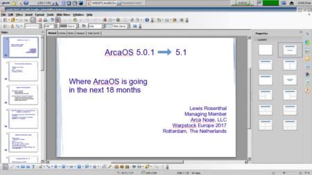 Arcaos5