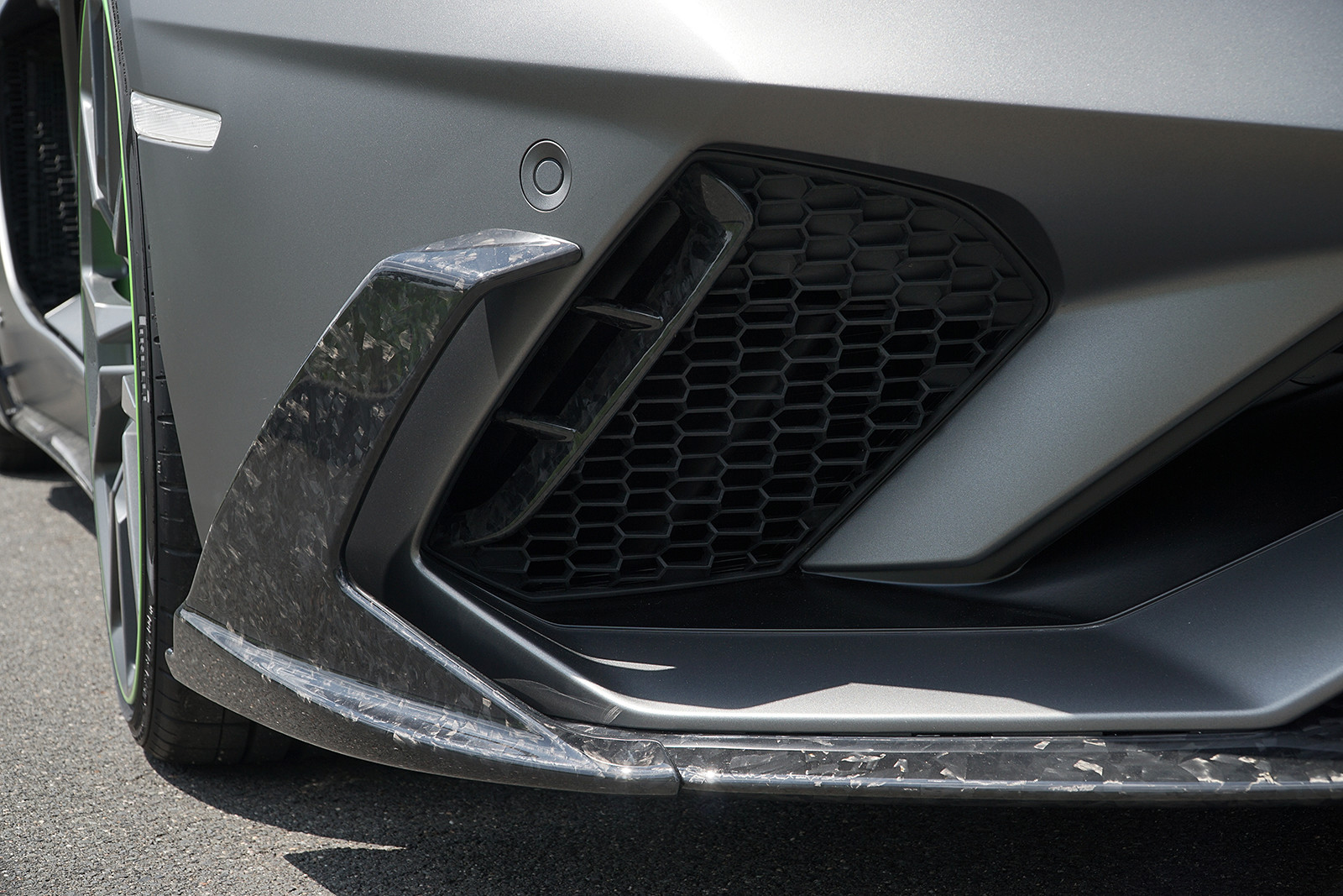 Foto de Lamborghini Aventador S Mansory (4/8)