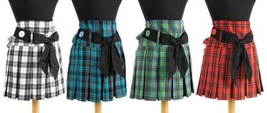 Delantales escoceses